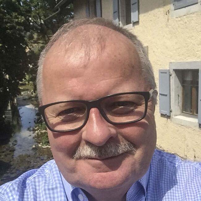 Roland Schorderet